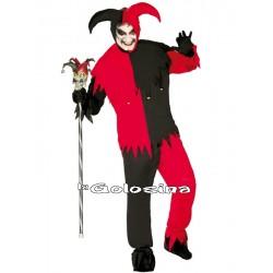Disfraz Ad. Red Joker.