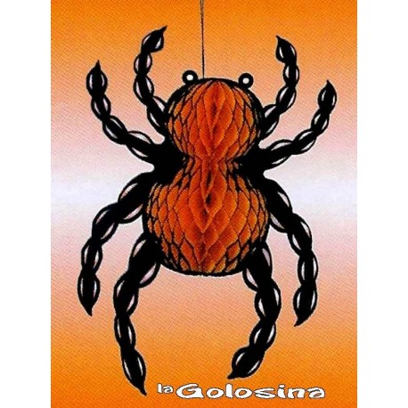 Guirnalda Colgante Araña 32 x 24 cm