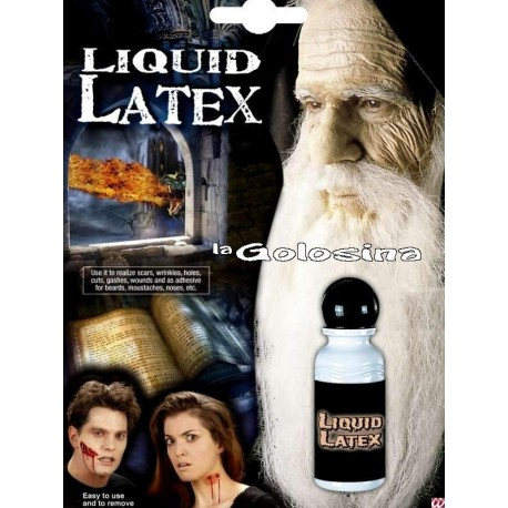 Maquillaje Latex liquido 28 ml