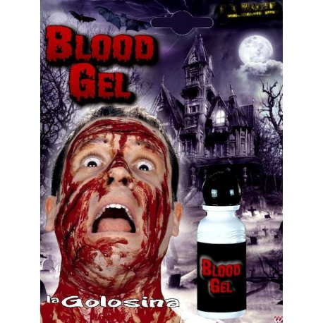 Maquillaje Gel sangre 28 ml