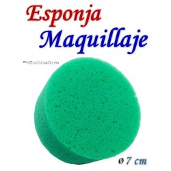 Esponja redonda MAKE UP 60 x 30 mm GRIMAS