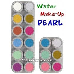 Maquillaje al Agua PEARL Pure Paleta Grimas
