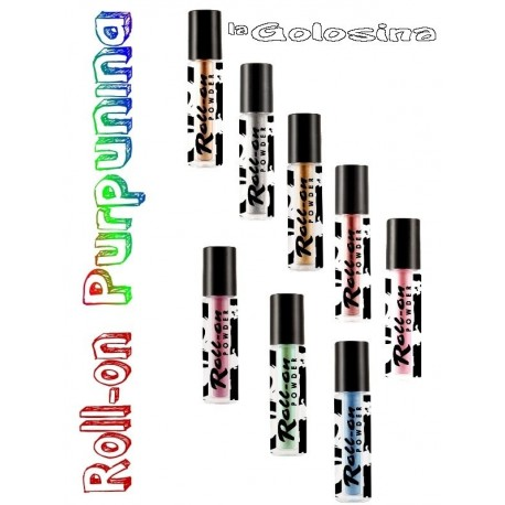 Maquillaje: Roll-on Purpurina 3 gr.