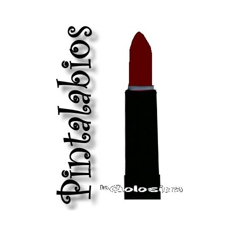 Maquillaje: Pintalabios rojo