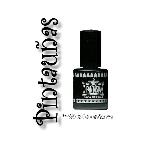 Maquillaje: Pintaunas negro