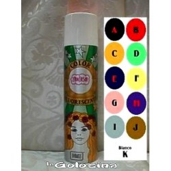 Spray: Tenir pelo 75 ml