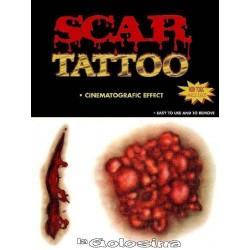 Tatuaje terror corporal n3