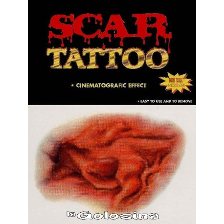 Tatuaje terror corporal n5