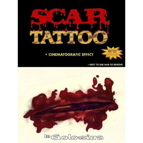 Tatuaje terror corporal n6