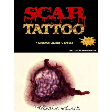 Tatuaje terror corporal n8