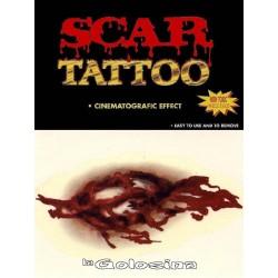 Tatuaje terror corporal n9