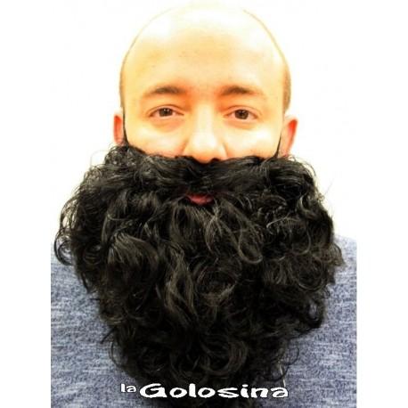 Barba Adulto Rizo