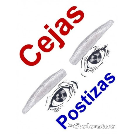 Cejas anchas
