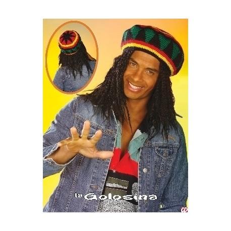 Gorro Rastafari