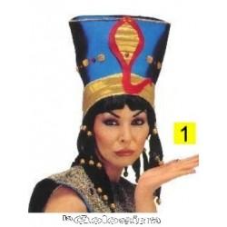 Gorro Cleopatra de tela