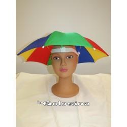 Somb. Paraguas cabeza
