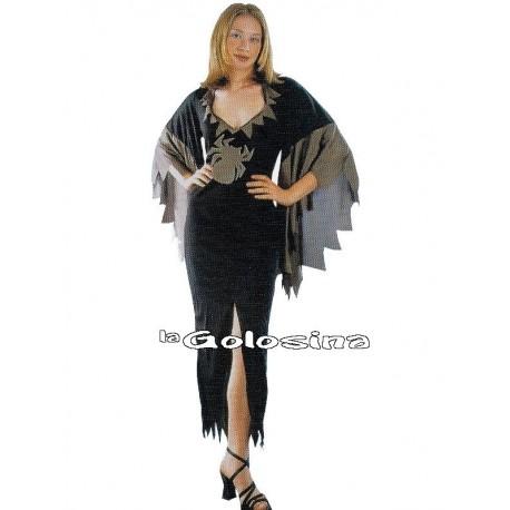Disfraz Ad. Mujer Arana