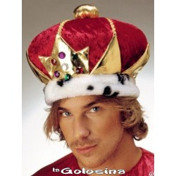 Gorro - Corona Rey.