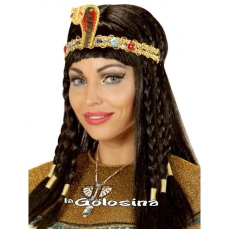 Cinta Serpiente con piedras preciosas Cleopatra