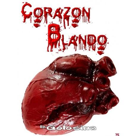 Corazon blandito - 14 cm.