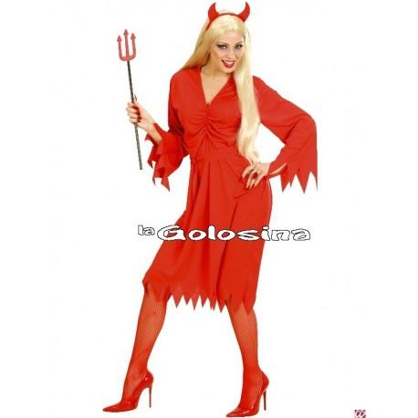 Disfraz Ad. Diablesa