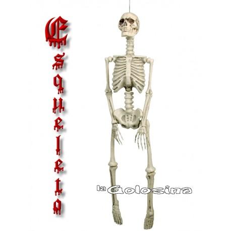 Esqueleto colgante 93 cm.