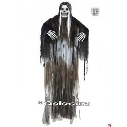 Novio cadaver terrorifica colgante 155 cm.