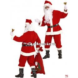 Disfraz Ad. Papa Noel