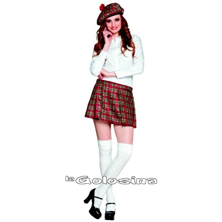 Set Escoces / Colegiala