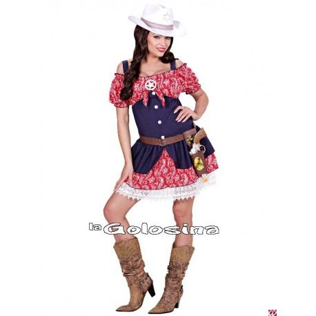 Disfraz Ad. Vaquera