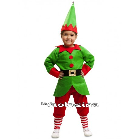 Disfraz Inf. Niño: Elfo (duende)