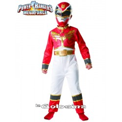 Disfraz Inf. Niño: Power Rangers Megaforce