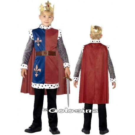 Disfraz Inf. Niño: Principe Medieval