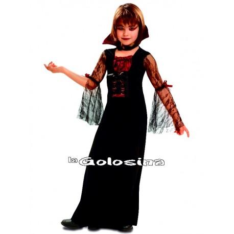 Disfraz Inf. Niña: Vampiresa