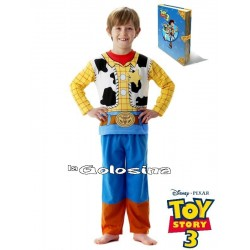 Disfraz Inf. Nino Woody Toy Pijama