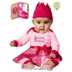 Disfraz Inf. Nina Princesa Baby Pijama DISNEY