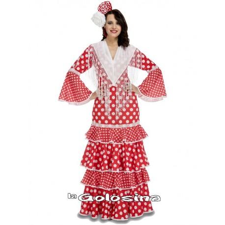 Disfraz Sevillana.