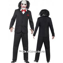 Disfraz Jigsaw (LICENCIA)