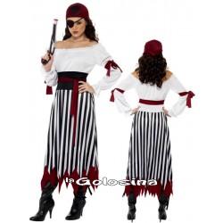 Disfraz Chica Pirata.