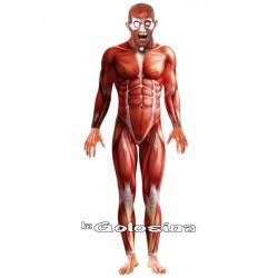 Disfraz Cuerpo Humano.
