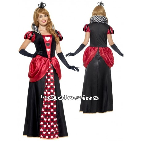 Disfraz Reina Corazones
