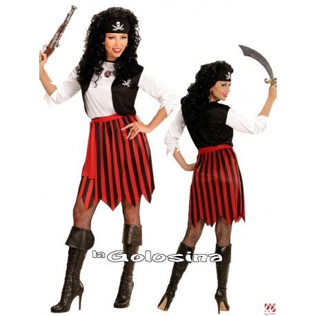 Disfraz Pirata Chica