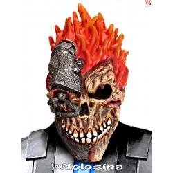 Máscara Calavera Cibernética
