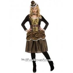 Disfraz Steampunk chica