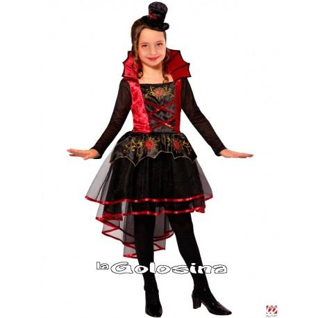 Disfraz Niña: Vampira