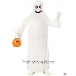 Disfraz Niñ@: Fantasma