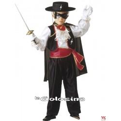 Disfraz Niño: Zorro