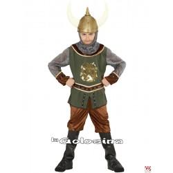 Disfraz Niño: Vikingo