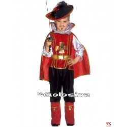 Disfraz Niño: Mosquetero