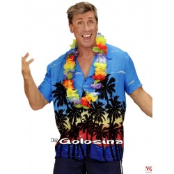 Camisa Hawaiana Palm Beach